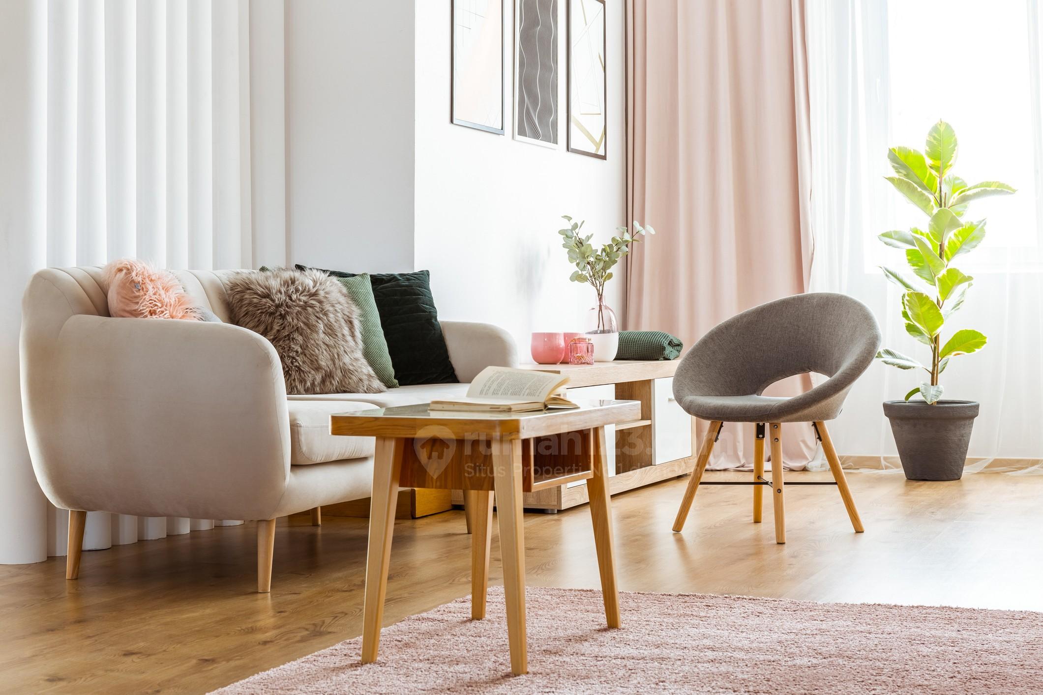 Sofa Seperti Apa Sih Yang Cocok Untuk Ruang Tamu Kecil Rumah123 Com Sofa ruang tamu kecil