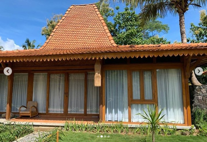 5 Contoh Penerapan Rumah Joglo Di Hunian Modern Mewah Dan Antik Rumah123 Com
