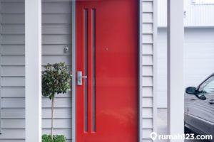 12 Model Pintu Minimalis Depan Rumah yang Bikin Tetangga Kagum!