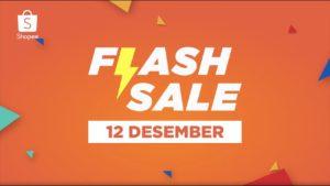 Beli iPhone Cuma Rp12 Ribu? Ini Trik & Cara Menang Flash Sale Shopee!