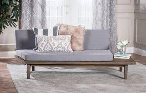 10 Pilihan Sofa Kayu Minimalis | Rekomendasi Terbaik untuk Ruang Tamu