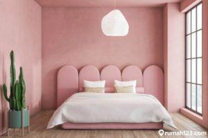 9 Desain Kamar Tidur Minimalis Warna Pink, Tampil Cantik dan Penuh Kehangatan