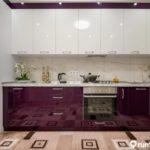 11 Model Dapur Minimalis Merah Maroon Terbaik 2021, Tampil Mewah dan Elegan