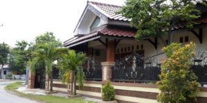 Rumah Mewah Pedagang Warteg di Tegal, Seperti Hunian Perumahan Pondok Indah