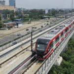 Proyek LRT Jakarta Dongkrak Investasi Properti di Daerah Cibubur