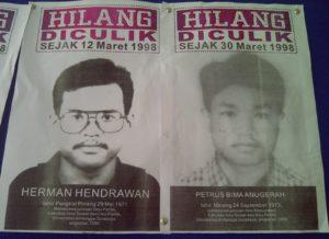 5 Daftar Aktivis yang Diculik Saat Era Soeharto, 3 Terakhir Belum Ditemukan