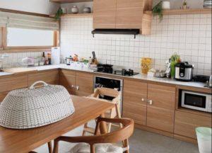 11 Desain Dapur Minimalis Terbaik, Tampak Unik dan Estetis pada Hunian