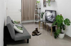 Tips Bikin Rumah Kecil tapi Asri dari Instagrammer Home Decor @amalyahode