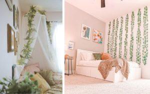 8 Dekorasi Kamar Tidur Minimalis Budget Murah. Bikin Ruangan Terlihat Estetis!