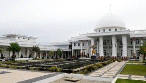 Kompilasi Kantor Pemerintah Daerah, Mirip Istana Negara dan Telan Miliaran Rupiah