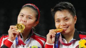 Raih Medali Emas di Olimpiade Tokyo, Ini Sederet Bonus yang Menanti Greysia Polii dan Apriyani Rahayu