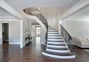 10 Model Tangga Rumah Mewah yang Cantik, Bikin Hunian Seperti Istana Megah