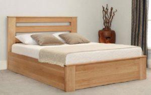 10 Gambar Model Tempat Tidur Kayu Jati yang Mewah, Pilihan Dekorasi Kamar Tidur Sultan
