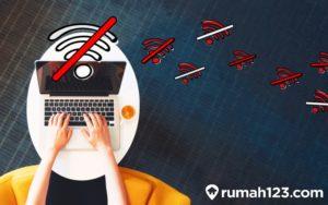 5 Cara Mengatasi WiFi Tidak ada Internet di Rumah. 100% Langsung Lancar Lagi!