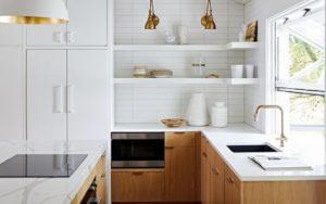 Kitchen Set Kayu vs Aluminium, Mana yang Lebih Unggul Kualitasnya? Cek Ulasan Berikut Ini
